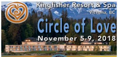 Circle of Love Gathering-Kingisher-Victoria