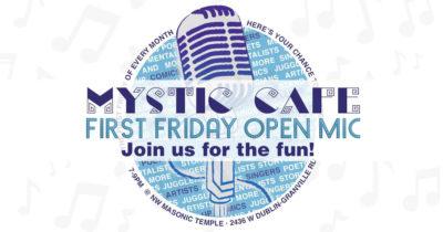 Mystic Cafe September