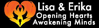 Lisa Ferraro & Erika Luckett Logo